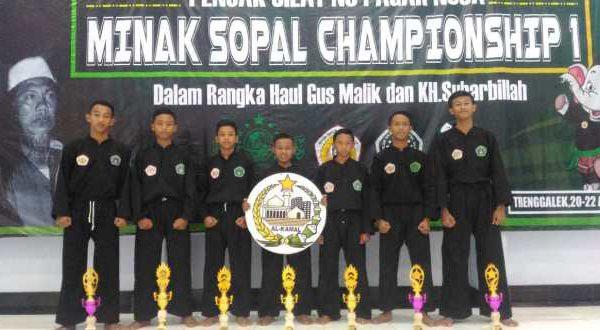 Sabet 7 Trofi dalam Minaksopal Championship I Se-Jawa Bali