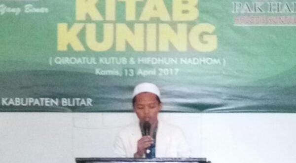 Juara 2 Musabaqoh Qiroatul Kutub Se-Kabupaten Blitar