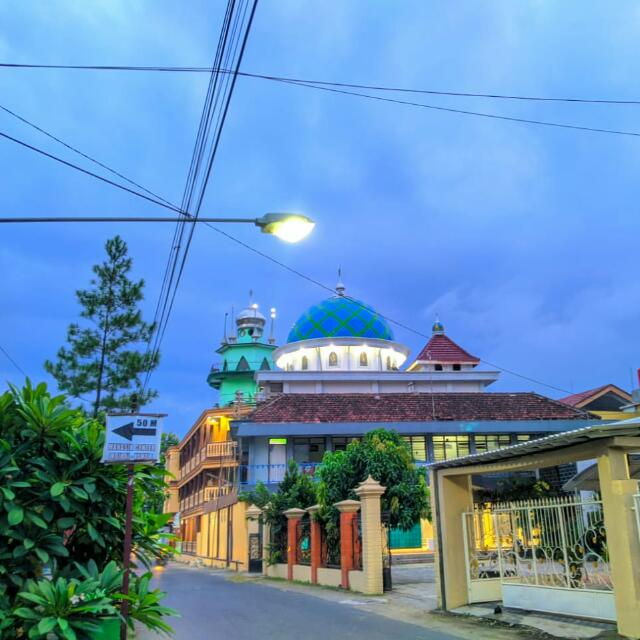 Sambut Idhul Fitri 1441 H, Pengasuh PPTA Himbau Santri dan Alumni Jaga Kesehatan