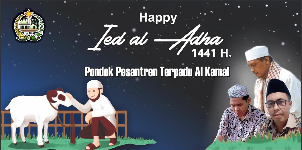 Selamat Hari Raya Idhul Adha 1441 H