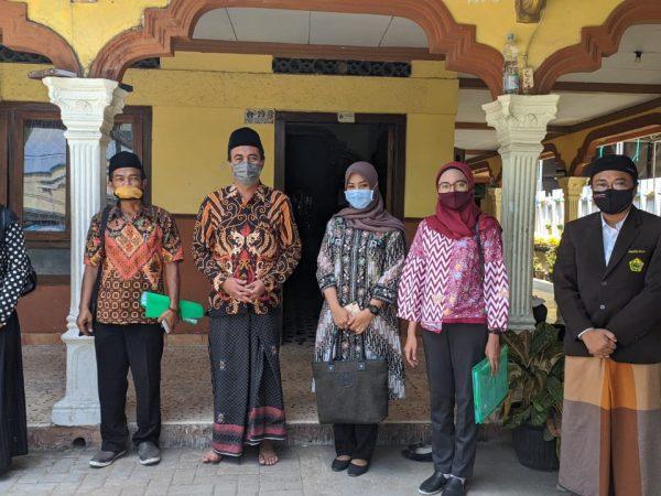 Monitoring Prokes di Pesantren, Dinkes Blitar Kunjungi PPTA