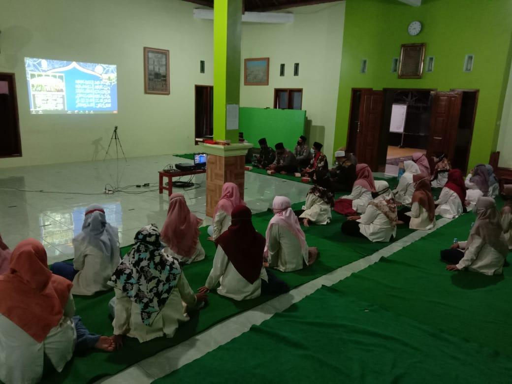 PPTA Hadiri Peringatan Maulid Nabi Secara Virtual Bersama Ibu Gubernur