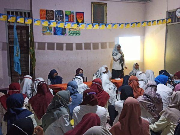 Edukasi Demokrasi Sejak Dini, PPTA Gelar Pemilihan Ketua Firqoh Serentak