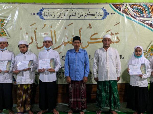 Tuntaskan Pembelajaran, MMQ Al Kamal Luluskan Santri Angkatan Ke-6
