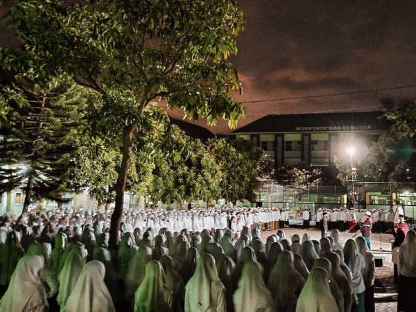 Peringatan Hari Santri Nasional Ala Al-Kamal
