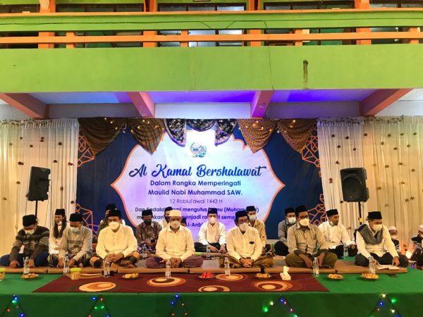 Al-Kamal Bersalawat, Peringati Maulid Nabi Muhammad